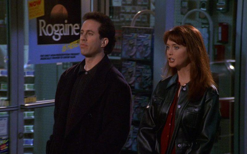 Rogaine in Seinfeld Season 9 Episode 18 The Frogger