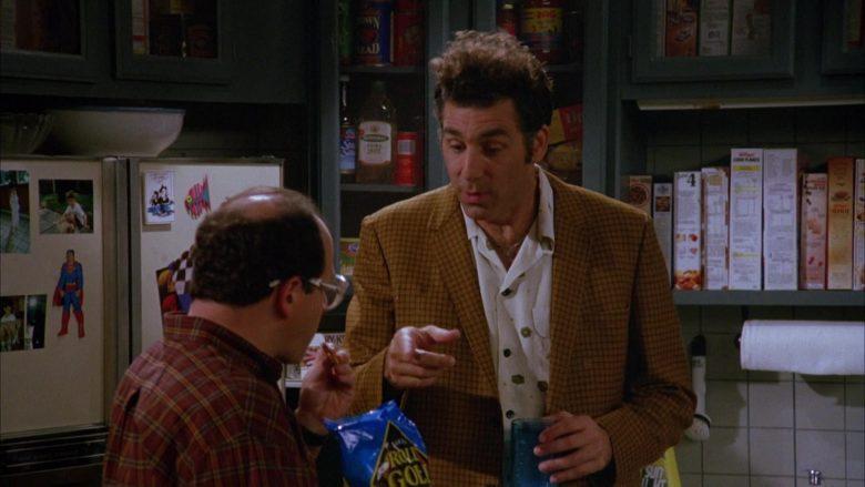 Rold Gold Pretzels Enjoyed by Jason Alexander as George Costanza in Seinfeld Season 5 Episode 3 (1)