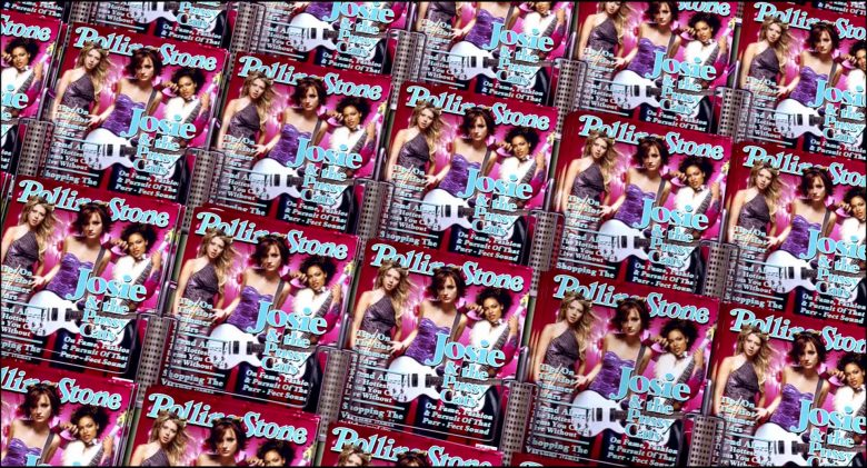 Rolling Stone Magazines in Josie and the Pussycats (2)