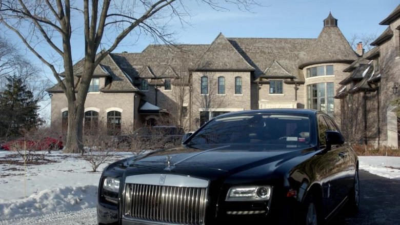 Rolls-Royce Car in Empire Season 6 Episode 10 Cold Cold Man
