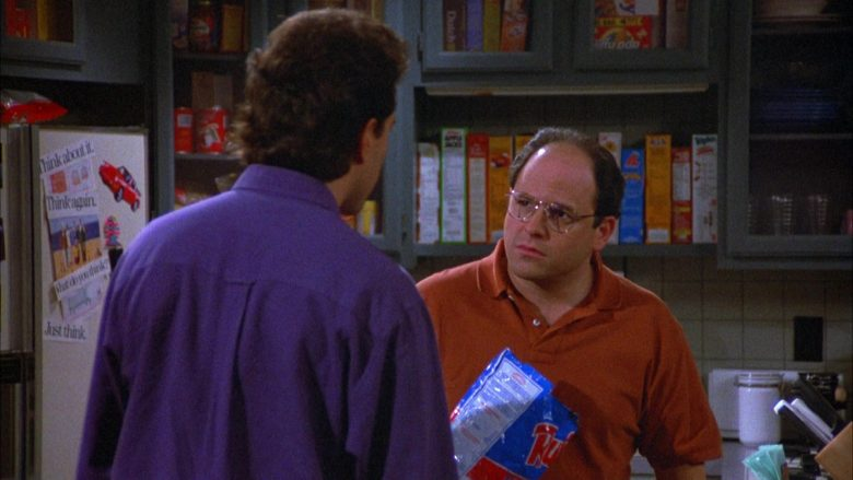 Ruffles Chips Enjoyed by Jason Alexander as George Costanza in Seinfeld Season 4 Episodes 23-24 (2)