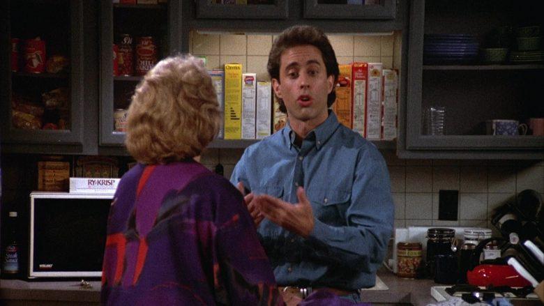 Ry-Krisp in Seinfeld Season 4 Episode 5 The Wallet (1)