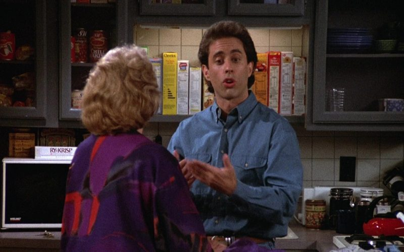 Ry-Krisp in Seinfeld Season 4 Episode 5 The Wallet (1)