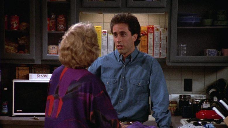 Ry-Krisp in Seinfeld Season 4 Episode 5 The Wallet (2)