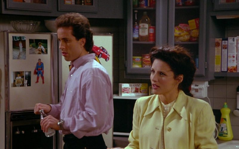 Ry-Krisp in Seinfeld Season 5 Episode 3 The Glasses