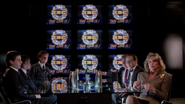 S.Pellegrino Mineral Water in Scrooged (1)