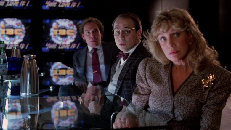 S.Pellegrino Mineral Water in Scrooged (2)