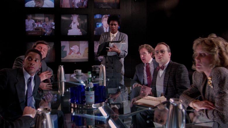 S.Pellegrino Mineral Water in Scrooged (4)