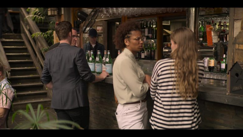 S.Pellegrino Sparkling Water in YOU Season 2 Episode 2 Just The Tip