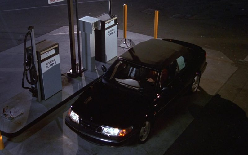 SAAB 900 Cabrio SE Gen.2 Car Used by Jerry Seinfeld in Seinfeld Season 9 Episode 11 The Dealership