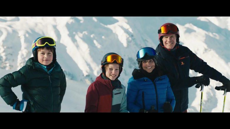 Salomon Jacket Worn by Will Ferrell in Downhill 2020 Movie (1)