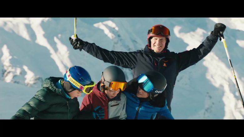 Salomon Jacket Worn by Will Ferrell in Downhill 2020 Movie (2)