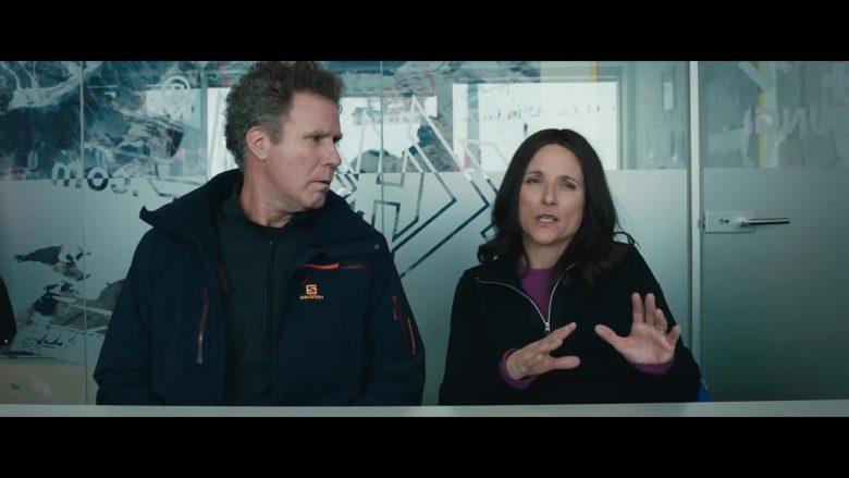 Salomon Jacket Worn by Will Ferrell in Downhill 2020 Movie (4)