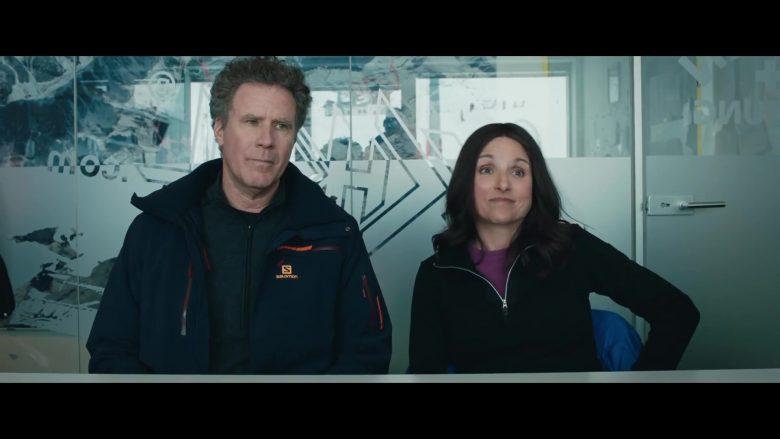 Salomon Jacket Worn by Will Ferrell in Downhill 2020 Movie (5)