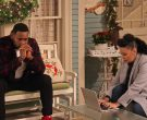 Samsung Chromebook Laptop Used by Tia Mowry as Cocoa McKellan in A Family Reunion Christmas (2)