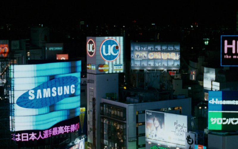 Samsung in The Fast and the Furious Tokyo Drift (2006)