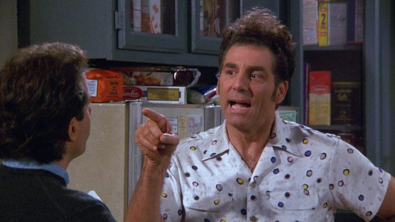 Sara Lee Coffee Cake in Seinfeld Season 9 Episode 13 The Cartoon