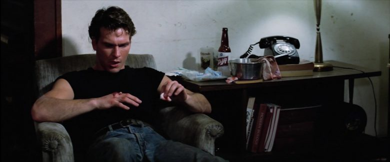 Schlitz Beer Enjoyed by Patrick Swayze in The Outsiders (1)