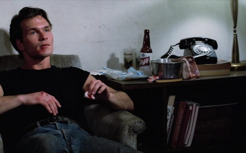 Schlitz Beer Enjoyed by Patrick Swayze in The Outsiders (2)