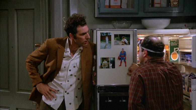 Sealtest Lemonade in Seinfeld Season 5 Episode 3 The Glasses