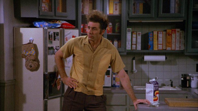 Sealtest Low Fat Milk in Seinfeld Season 4 Episode 11 The Contest (2)