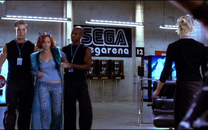 Sega in Josie and the Pussycats (1)