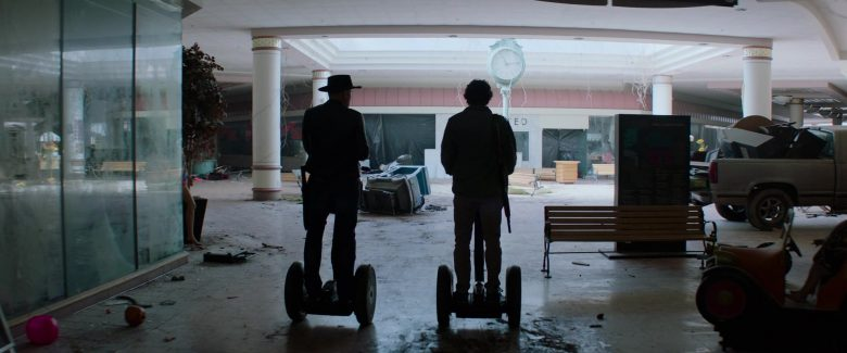 Segway in Zombieland Double Tap (1)