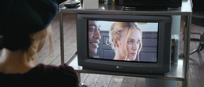 Sharp TV in Love, Actually (2)
