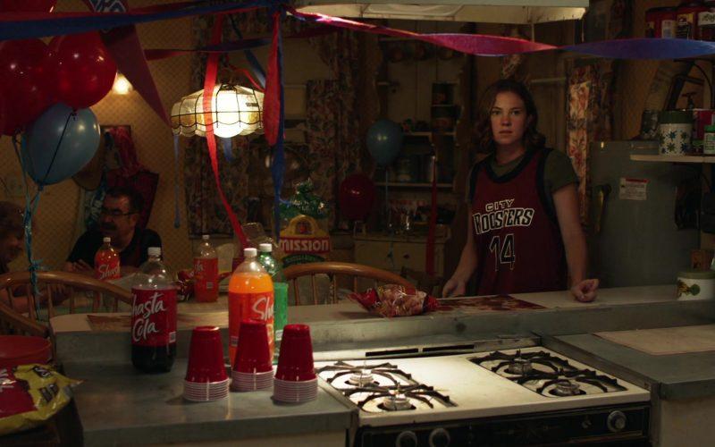 Shasta Cola and Orange Soda in Shameless Season 10 Episode 5 Sparky