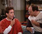 Shasta Diet Cola Can Held by Jason Alexander as George Costanza in Seinfeld Season 3 Episode 11 (4)