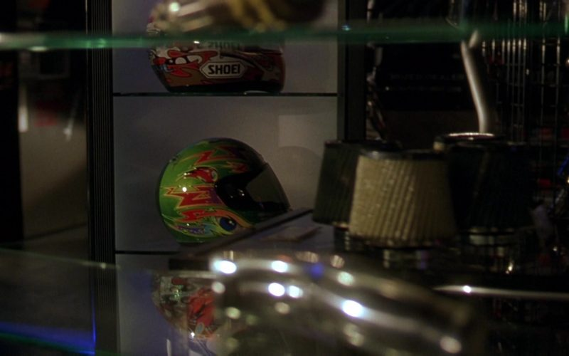 Shoei Helmet in The Fast and the Furious