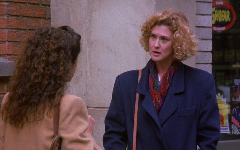 Shofar Sign in Seinfeld Season 6 Episode 20 The Doodle