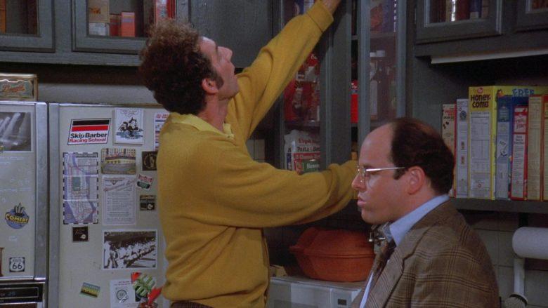 Skip Barber Racing School in Seinfeld Season 7 Episode 12 The Caddy (1)