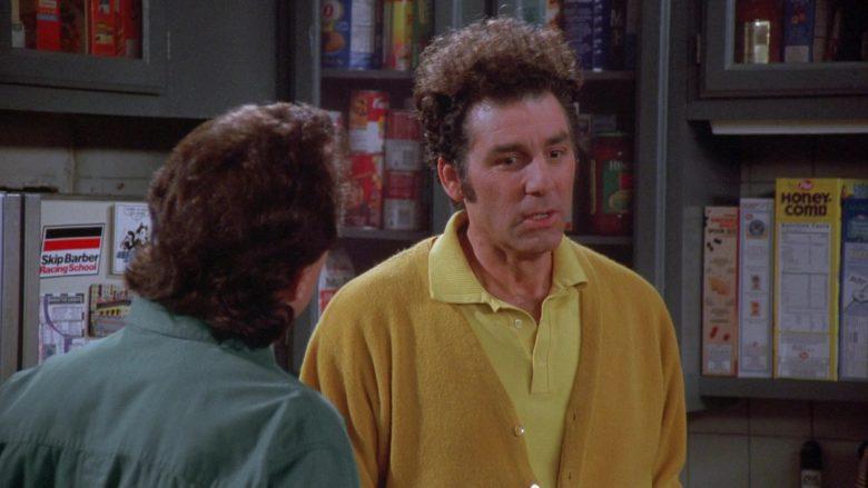 Skip Barber Racing School in Seinfeld Season 7 Episode 12 The Caddy (2)