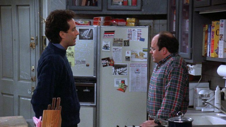 Skip Barber Racing School in Seinfeld Season 7 Episode 24 The Invitations