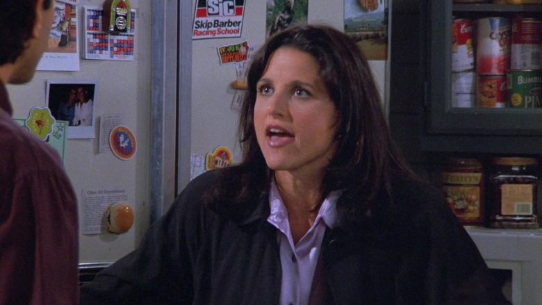 Skip Barber Racing School in Seinfeld Season 9 Episode 2 The Voice