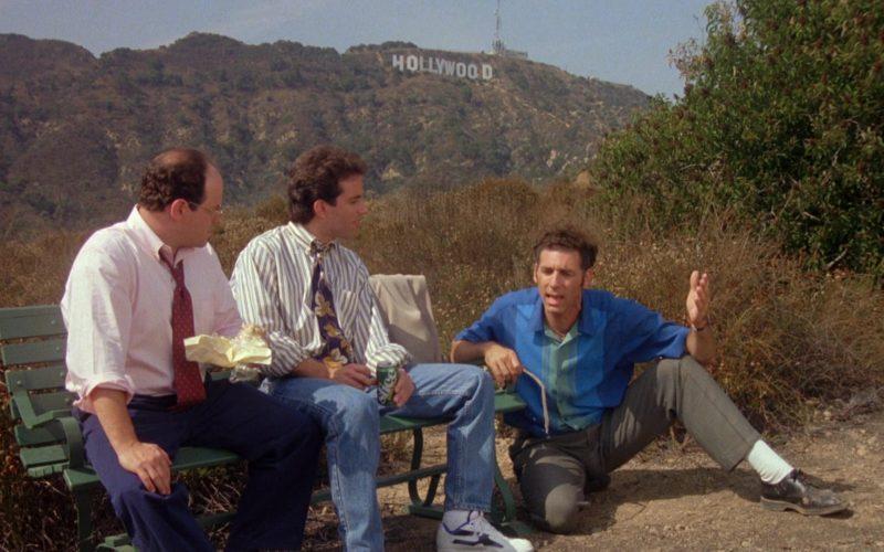 Slice Soda Enjoyed by Jerry Seinfeld in Seinfeld Season 4 Episode 2 (1)