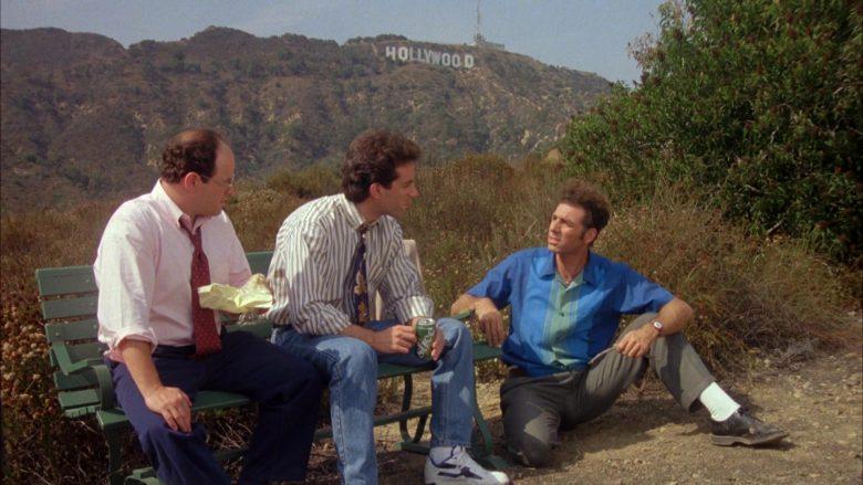 Slice Soda Enjoyed by Jerry Seinfeld in Seinfeld Season 4 Episode 2 (2)