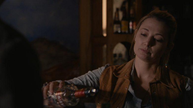 Smirnoff Vodka in Succession Season 1 Episode 7 Austerlitz