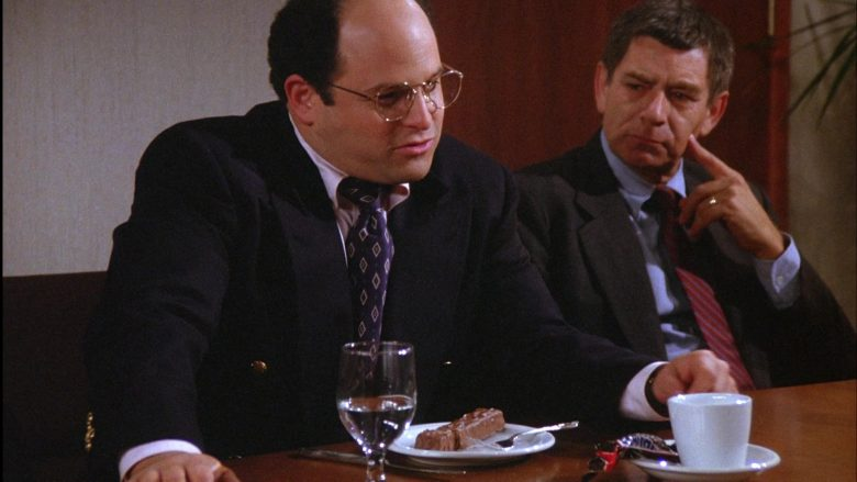 Snickers Chocolate Bar Enjoyed by Jason Alexander as George Costanza in Seinfeld Season 6 Episode 3 (1)