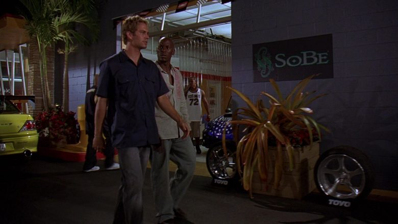 SoBe and Toyo in 2 Fast 2 Furious