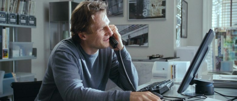 Sony Computer Monitor Used by Liam Neeson in Love, Actually (1)
