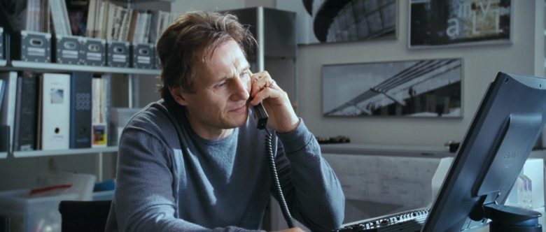 Sony Computer Monitor Used by Liam Neeson in Love, Actually (2)