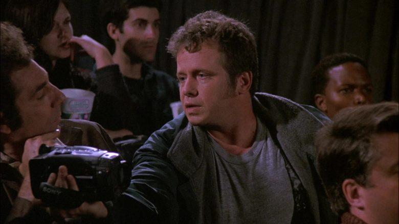Sony Handycam Video Camera in Seinfeld Season 8 Episode 4 The Little Kicks (1)