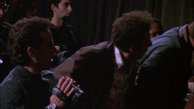 Sony Handycam Video Camera in Seinfeld Season 8 Episode 4 The Little Kicks (2)