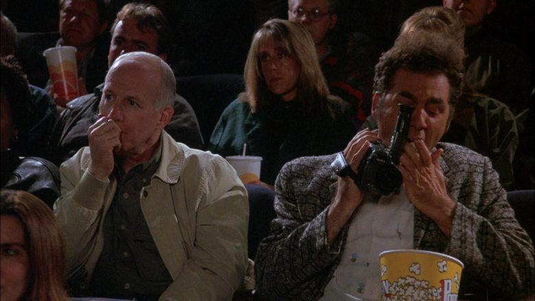 Sony Handycam Video Camera in Seinfeld Season 8 Episode 4 The Little Kicks (4)