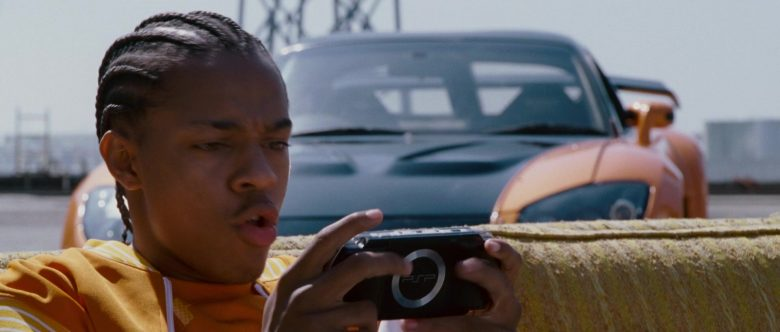 Sony PlayStation Portable Held by Bow Wow as Twinkie in The Fast and the Furious Tokyo Drift