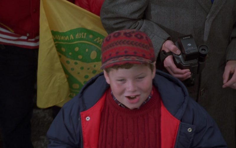 Sony Video Camera in Jingle All the Way (1996)