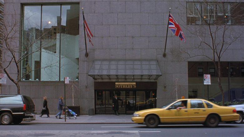 Sotheby's in Seinfeld Season 7 Episode 21-22 The Bottle Deposit (1)