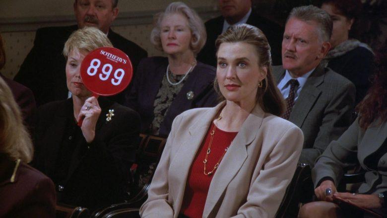 Sotheby's in Seinfeld Season 7 Episode 21-22 The Bottle Deposit (4)